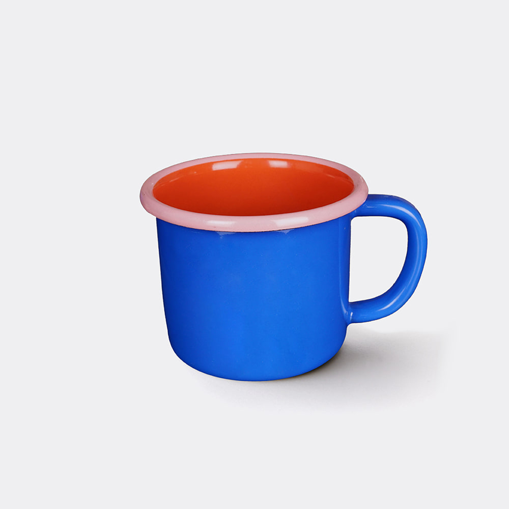 [BORNN] Colorama Mug- Blue & Orange