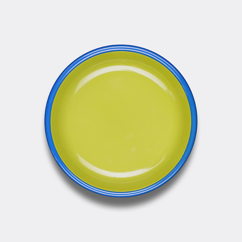 [BORNN] Colorama Plate- Lime