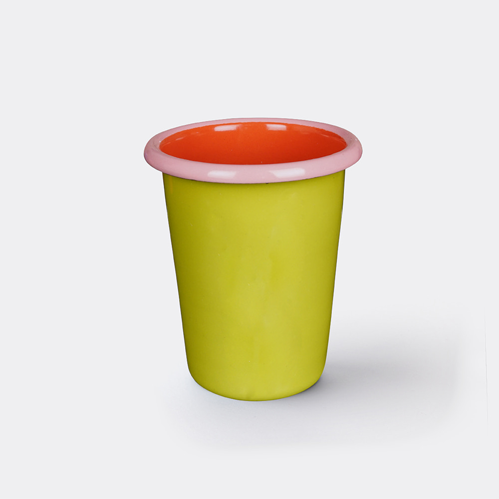 [BORNN] Colorama Tumbler- Lime